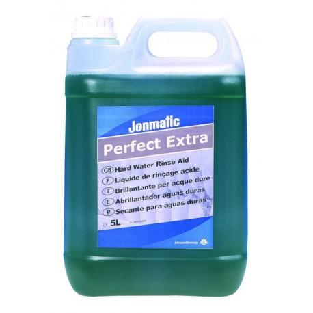 Kwasowy preparat do płukania naczyń Jonmatic Perfekt Extra 5L.