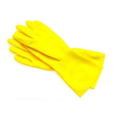 Rękawice gumowe S.