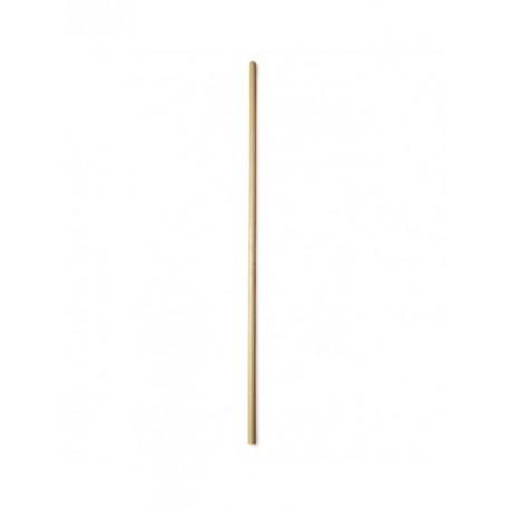 Kij drewniany 120cm z gwintem.