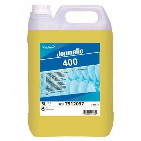 Jonmatic 400 Preparat do maszynowego mycia naczyń 5L.
