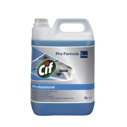 Preparat do czyszczenia Cif Window and Multisurface Cleaner 5L.